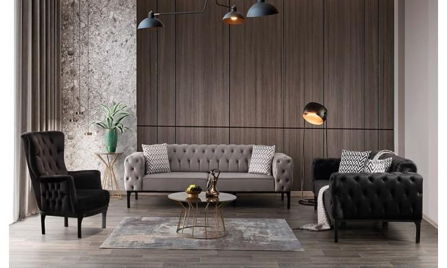 Aşar Sofa Set