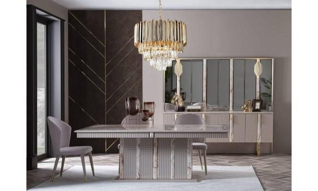 Peyton Luxury Dining Room Set