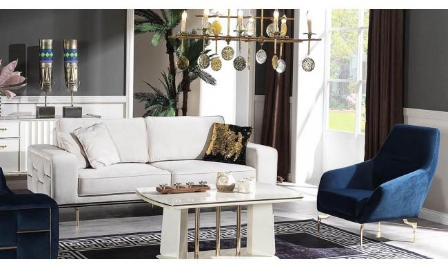 Alfa Titanyum Sofa Set