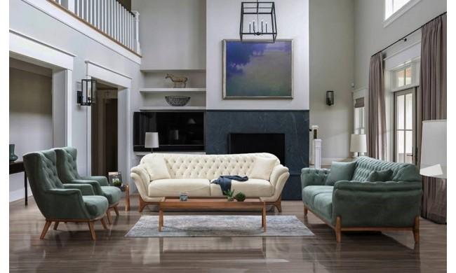 Angel Classic Sofa Set