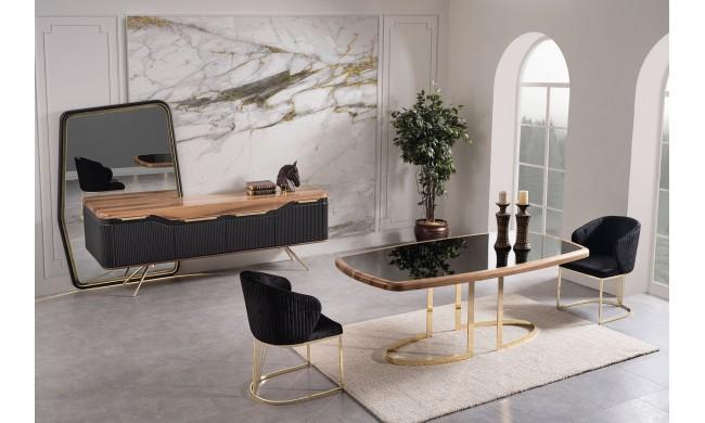 Vizor Dining Room Set