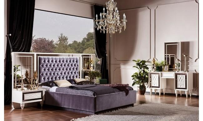 Valencia Art Deco Bedroom Set
