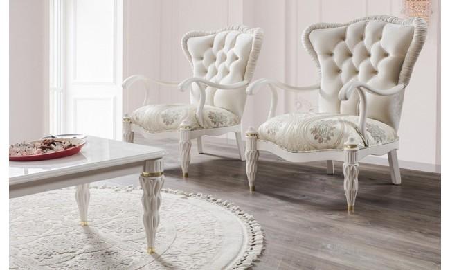 Alesta Avangard Sofa Set