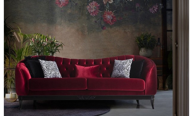 Valencia Art Deco Sofa Set