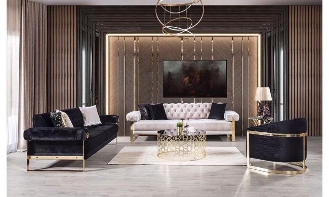 Arya Luxury Sofa Set