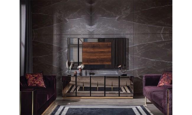 Ramses Luxury TV Bench Set
